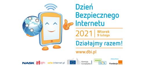 logo Dzień bezpiecznego internetu