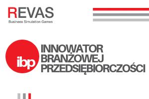Logo Branżowych symulacji biznesowych