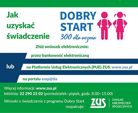 dobry start logo