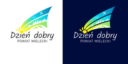 Logo powiatu mieleckiego